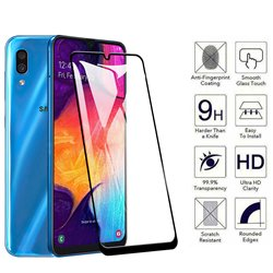 Samsung Galaxy A30 - Tempered Glass Screen Protector Protection