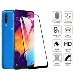 Samsung Galaxy A50 - Tempered Glass Screen Protector Protection