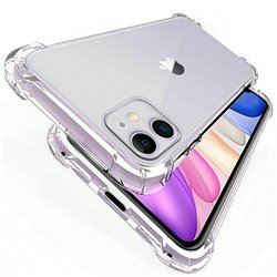 iPhone 12 - Case Protection Transparent