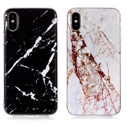 iPhone X/Xs - Case Protection Marble