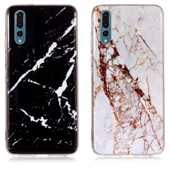 Huawei P20 Pro - Case Protection Marble