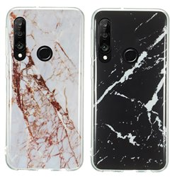 Huawei P30 Lite - Case Protection Marble