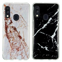 Samsung Galaxy A40 - Case Protection Marble