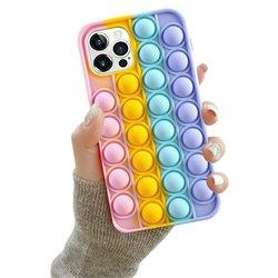 iPhone 12 Pro - Case Protection Pop It Fidget