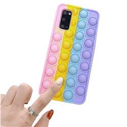 Samsung Galaxy S20 - Case Protection Pop It Fidget