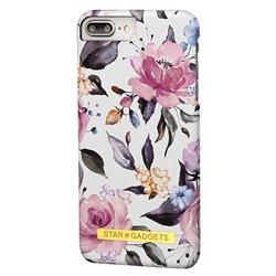 iPhone 7 Plus / 8 Plus - Case Protection Flowers
