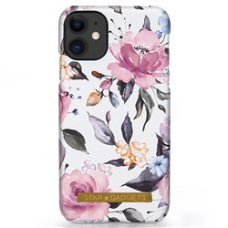 iPhone 11 - Case Protection Flowers