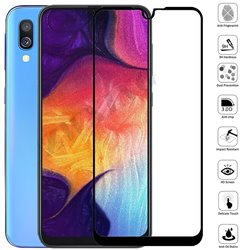 Samsung Galaxy A40 - Tempered Glass Screen Protector Protection