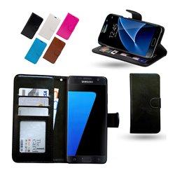 Samsung Galaxy S7 - PU Leather Wallet Case