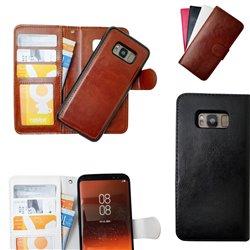 Samsung Galaxy S8 Plus - PU Leather Wallet Case
