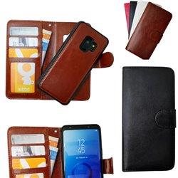 Samsung Galaxy S9 - PU Leather Wallet Case