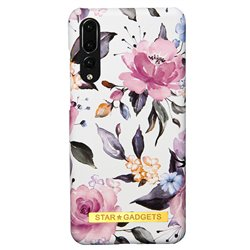 Huawei P20 Pro - Case Protection Flowers