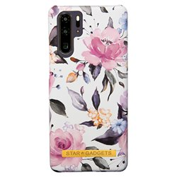 Huawei P30 Pro - Case Protection Flowers