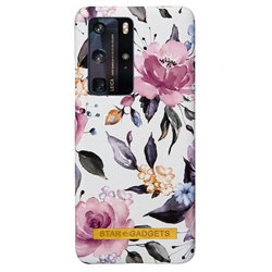 Huawei P40 Pro - Case Protection Flowers