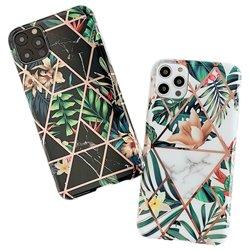 iPhone 12 Pro Max - Geometric Flower Case