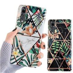 Huawei P20 Pro - Geometric Flower Case