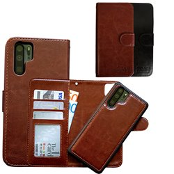 Huawei P30 Pro - PU Leather Wallet Case