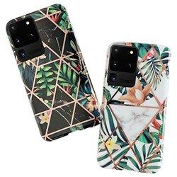 Samsung Galaxy S20 Ultra - Geometric Flower Case