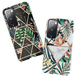 Samsung Galaxy S20 FE - Geometric Flower Case