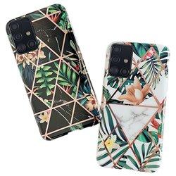 Samsung Galaxy A51 - Geometric Flower Case