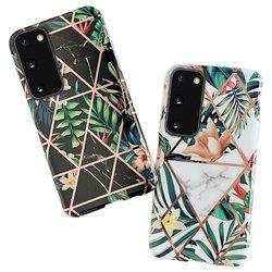 Samsung Galaxy S20 - Geometric Flower Case
