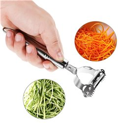 Stainless Steel Cutter Graters Peel Slicer Vegetable Kitchen Tool