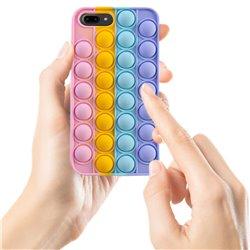 iPhone 7 Plus / 8 Plus - Case Protection Pop It Fidget