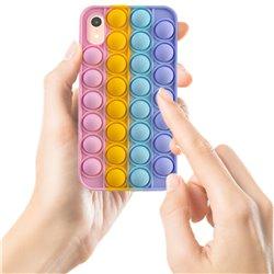 iPhone XR - Case Protection Pop It Fidget