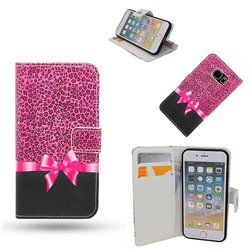 iPhone 6 / 6S - PU Leather Wallet Case