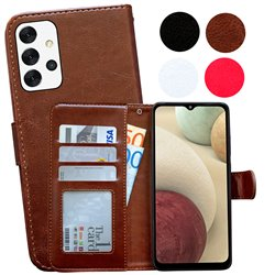 Samsung Galaxy A32 5G - PU Leather Wallet Case
