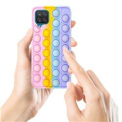 Samsung Galaxy A12 / A12 5G - Case Protection Pop It Fidget