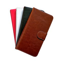 Sony Xperia 10 II - PU Leather Wallet Case