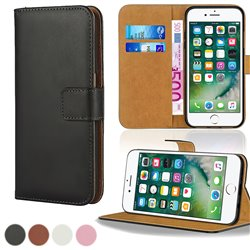 iPhone 7 Plus / 8 Plus - PU Leather Wallet Case