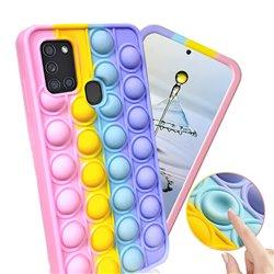 Samsung Galaxy A21s - Case Protection Pop It Fidget