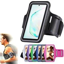 Samsung Galaxy A02s - PU Leather Sport Arm Band Case