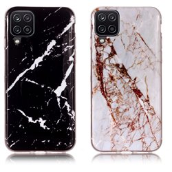 Samsung Galaxy A12 / A12 5G - Case Protection Marble
