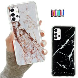 Samsung Galaxy A32 5G - Case Protection Marble