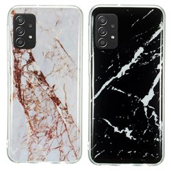 Samsung Galaxy A52/A52 5G - Case Protection Marble