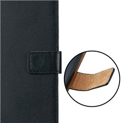 Samsung Galaxy S9 - PU Leather Wallet Case + Ring